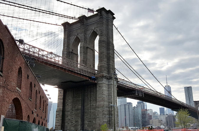 Brooklyn walking tour tour the brooklyn bridge dumbo and brooklyn in new york city 190886