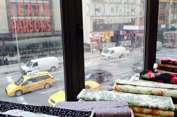 New York City Private Garment District Tour