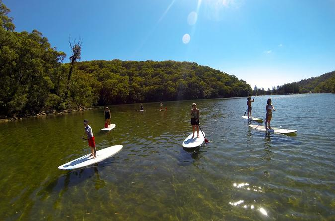 Stand Up Paddle Boarding Hire 3 hours