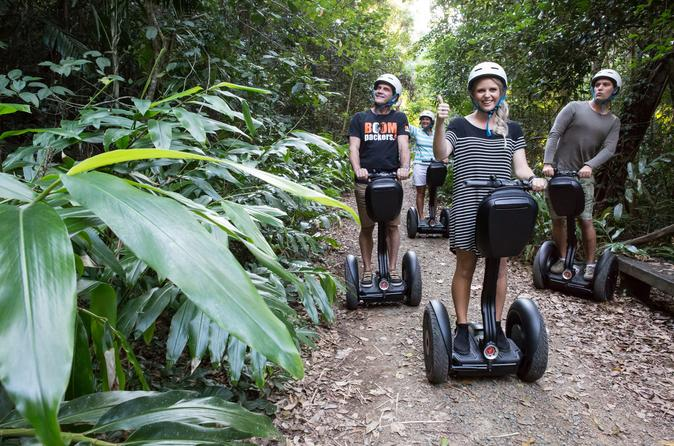 Whitsunday segway rainforest discovery tour in whitsundays 191110