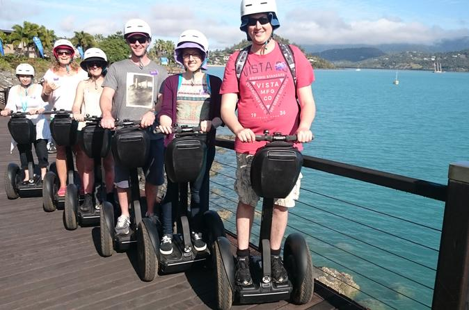 Whitsundays Segway Combo: Sunset Segway Tour and Segway Rainforest Discovery