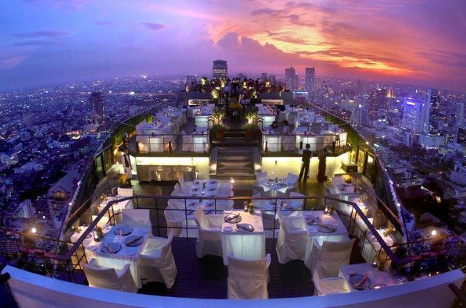 Vertigo und Moon Bar Rooftop