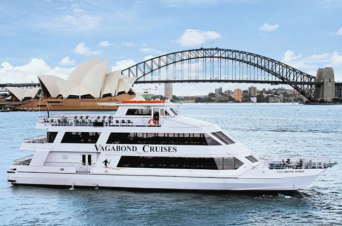 Christmas in July Lunch Cruise on Sydney Harbour