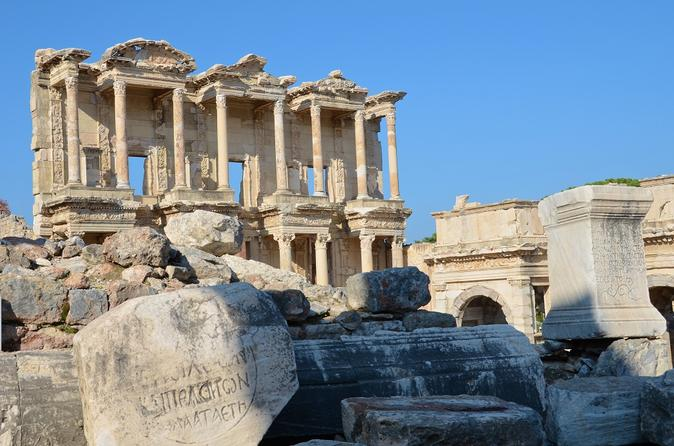 Private Ephesus Full Day Tour from Kusadasi or Selcuk