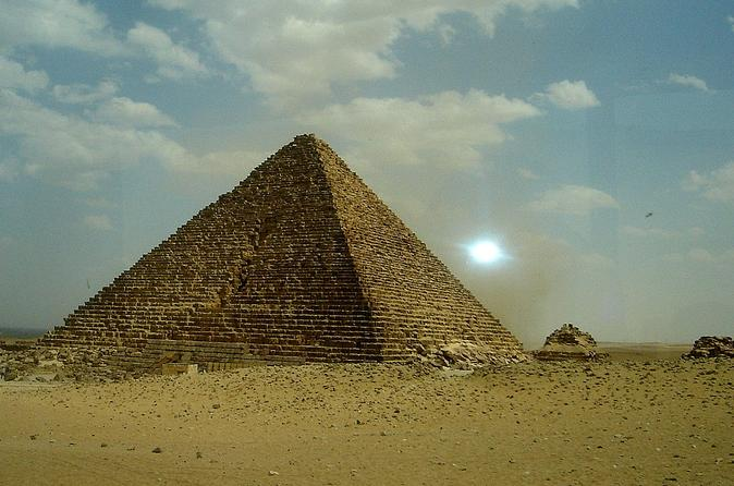 Pyramids and The Egyptian Museum
