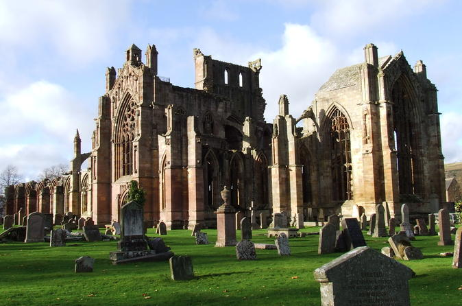 Holy Grail and Knights Templar Tour from Edinburgh