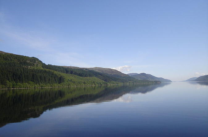 Loch Ness,  Glen Coe and The Highlands Tour from Edinburgh with Optional Whisky Distillery Tour