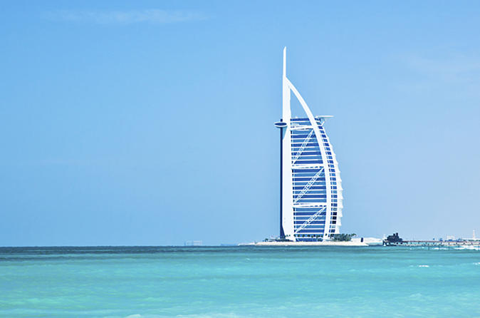 Afternoon Tea In Burj Al Arab And A Visit To The Burj