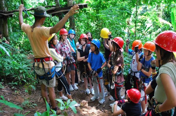 Tree Top Abenteuerpark