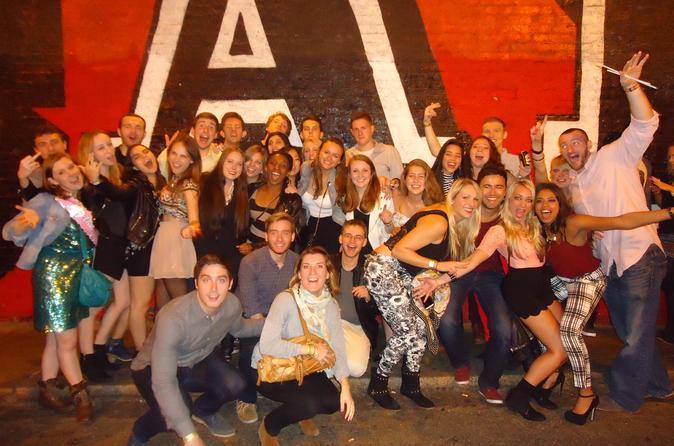 Alternative Pub Crawl of London