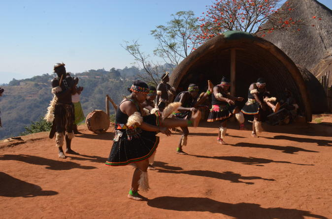 Phezulu cultural village and reptile park tour from durban in durban 210656
