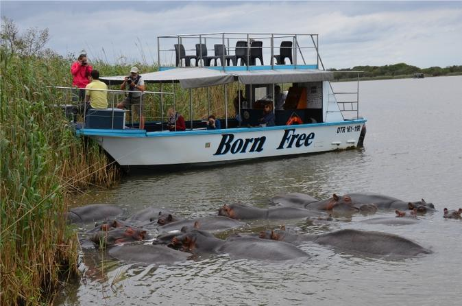 St Lucia Wetlands Day Trip from Durban Including Estuary Boat Ride