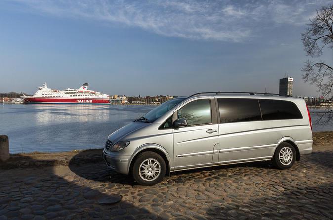 Private Minivan Transfer from Vilnius to Riga Lithuania, Europe