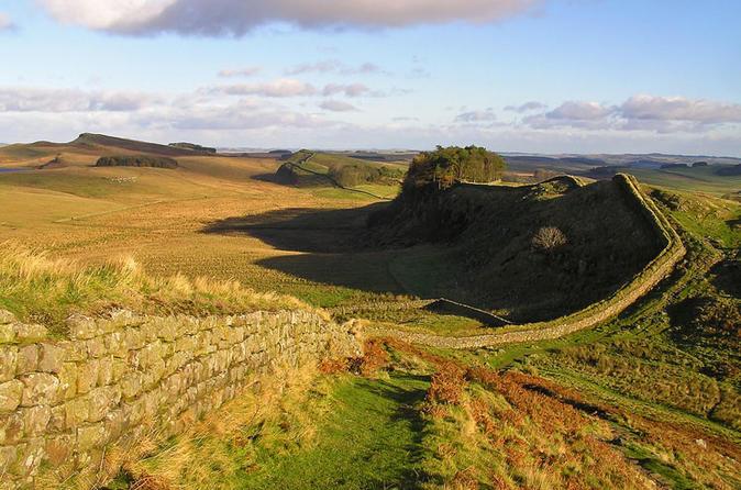 Excursão da Capela de Rosslyn e a Muralha de Adriano para grupos pequenos saindo de Edimburgo