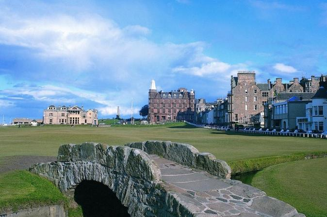 St Andrews and The Fishing Villages of Fife Small Group Day Tour from Edinburgh