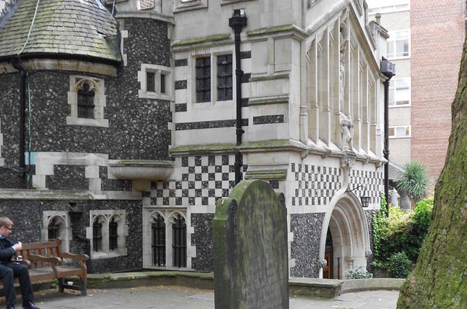 Historical London Guided Walking Tour