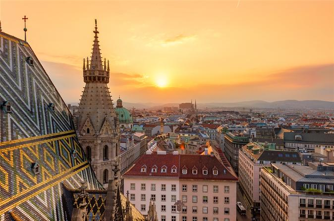 Private Half Day City Sightseeing Tour in Vienna for Incentive Groups
