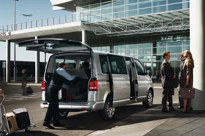 Private Transfer from Hotel in Munich to Munich Airport
