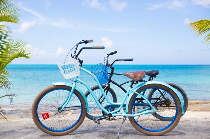 San salvador island bicycle rental in cockburn town 237156