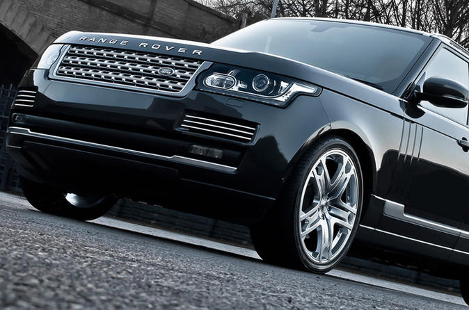 Luxury Range Rover at Your Disposal in London for 4 Hours