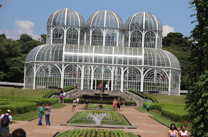 Private city tour of curitiba parks and panoramic in curitiba 195992