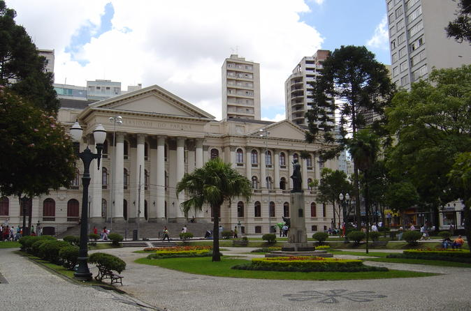 Private Curitiba Walking Tour