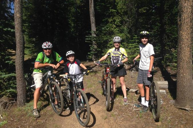Bend family mountain bike tour in portland 218382