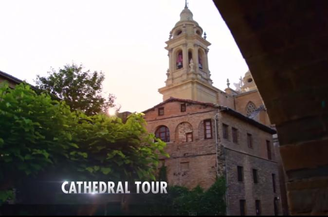 Pamplona cathedral tour and gourmet tapas in pamplona 195124