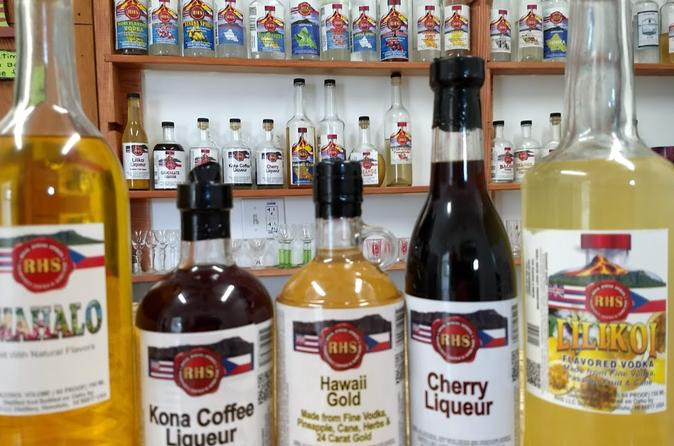 25 Minutes Spirit & Liqueur Tasting Including 5 Min Micro Distillery Tour
