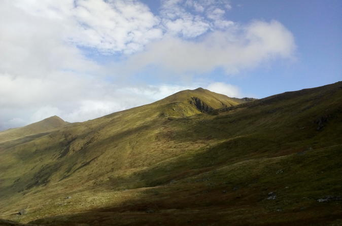 The Mountain Men Scottish Experience
