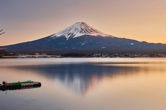 Fuji Lakes and Villages with Private Car