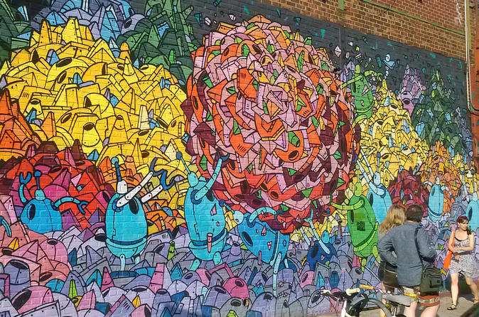 Brooklyn Street Art Walking Tour