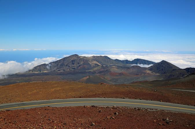 Maui Haleakala Day Bike Tour