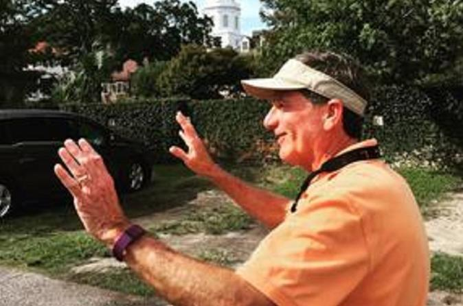 Charleston Walking Tours With Steve
