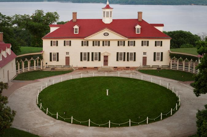 Private Tour: George Washington's Mount Vernon