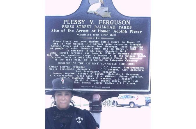 Plessy v Ferguson Tour