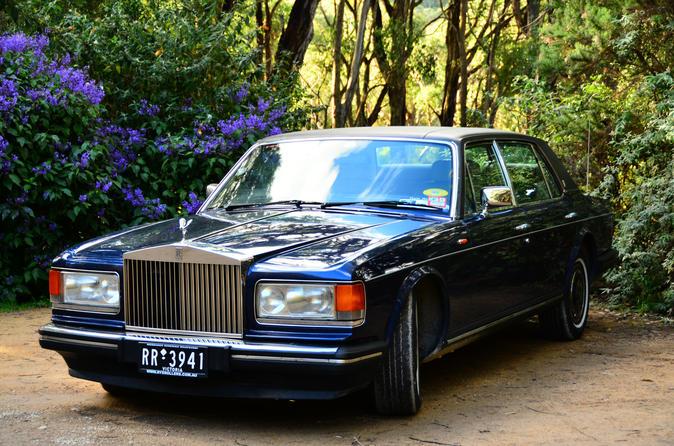 Private Mornington Peninsula Rolls-Royce Winery Tour
