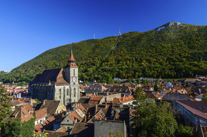 Brasov old town small group walking tour in brasov 196386