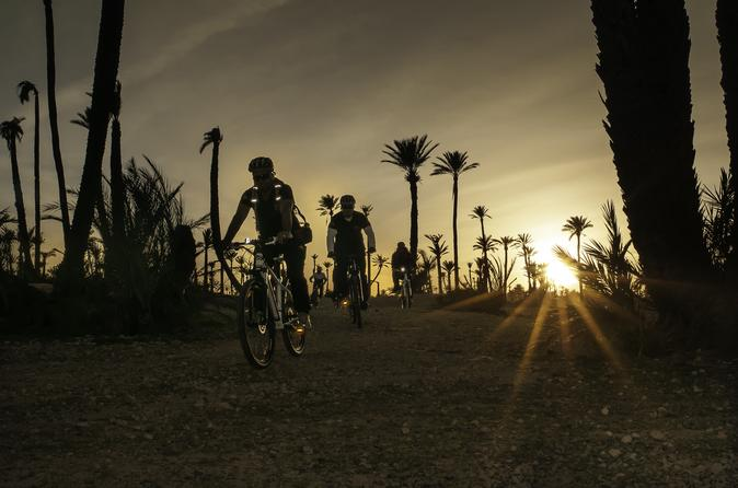 The Palmery Off-Road Bike Tour from Marrakech