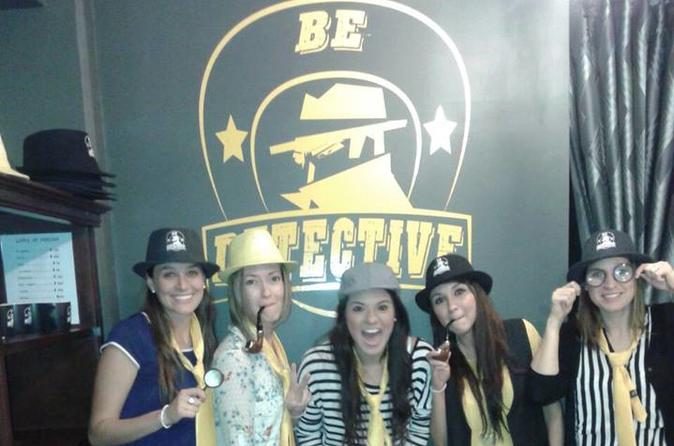 BeDetective: Escape Game in Guadalajara