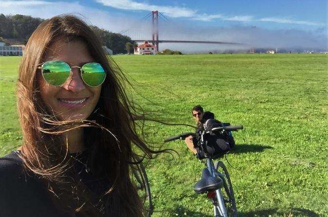 Bike The Golden Gate Bridge