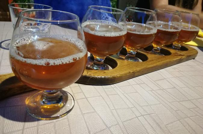 Beer Tasting Split - Visit To The Local Brewery