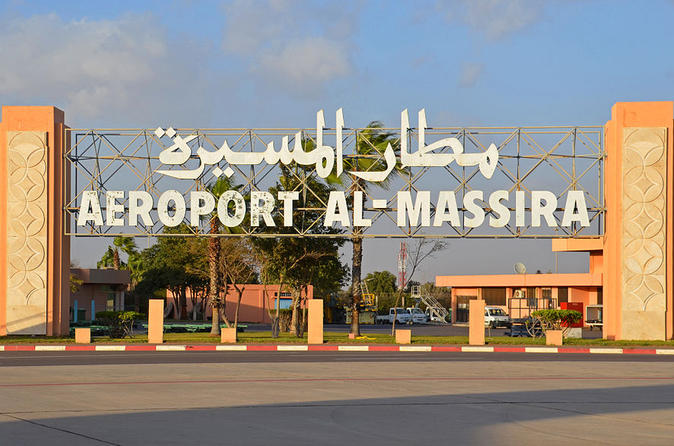 Agadir Airport Arrival or Departure Private Transfer