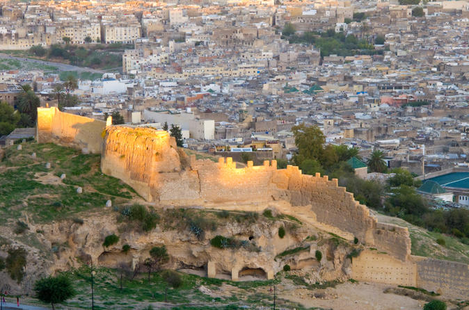 Fez sightseeing tour in fez 192894