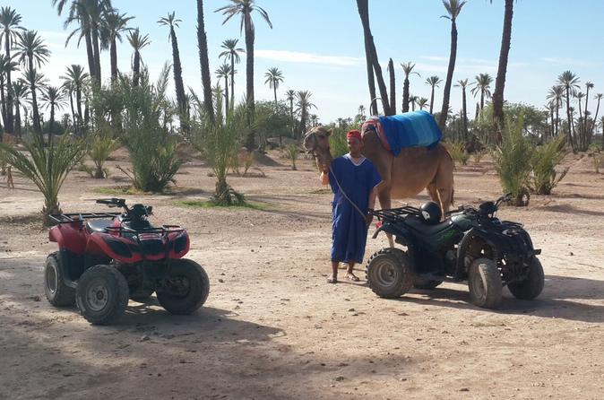 Marrakech quad biking and camel riding tour in marrakech 244956
