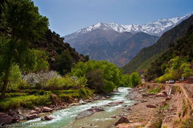 Ourika Valley Day Tour from Marrakech