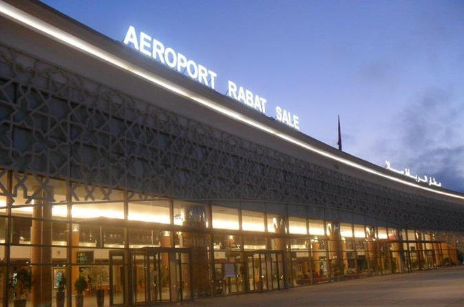 Private Arrival Transfer from Rabat Airport to City Centre