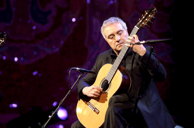 Spanish Guitar Concert at the Basilica of Santa Maria del Pi in Barcelona