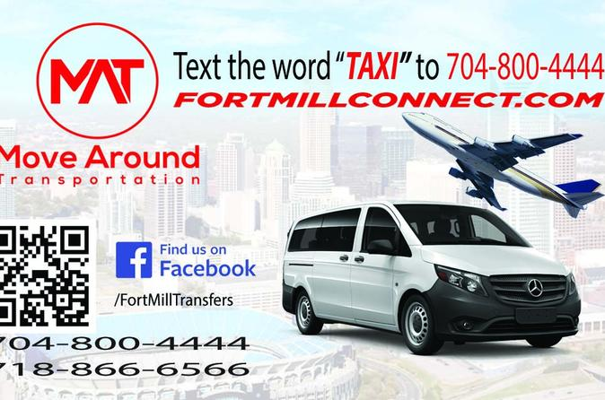 Fort Mill Airport Transfers