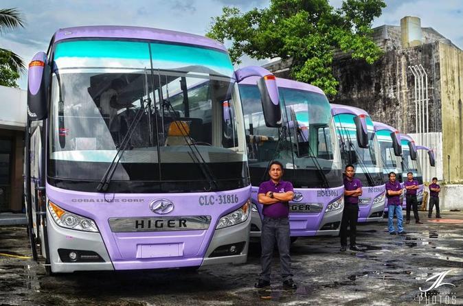 Manila to Banaue VIP Bus
